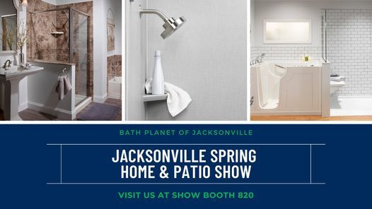 jacksonville spring home patio show