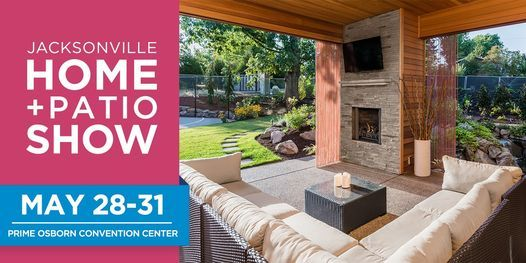 jacksonville home patio show tickets
