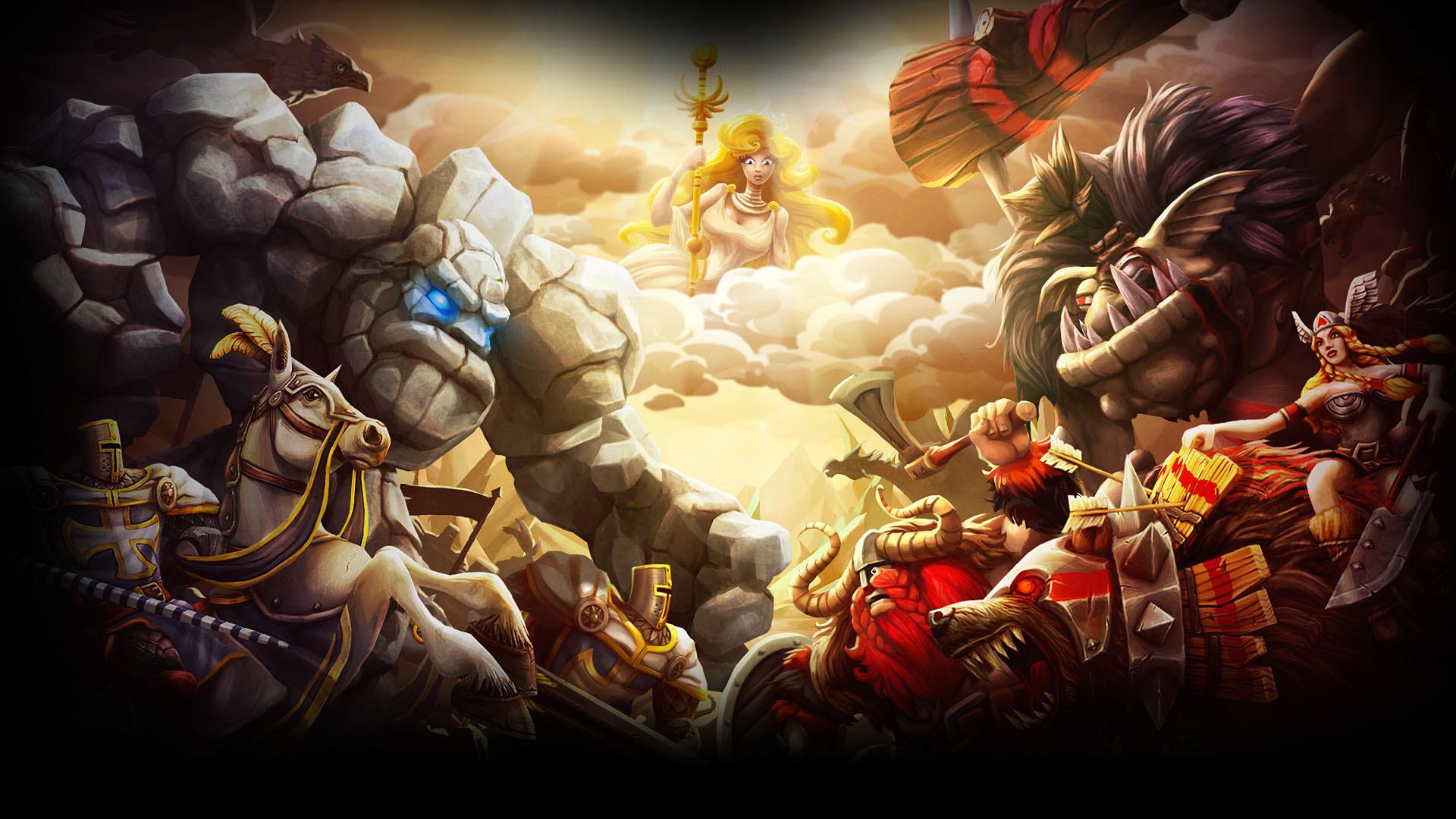 Knights Vs Vikings Steam Companion