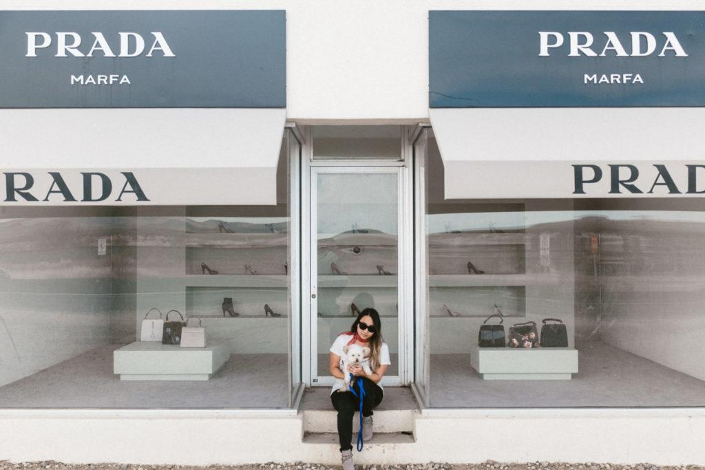 Visiting Prada Marfa Stephanie Drenka Travel Photography