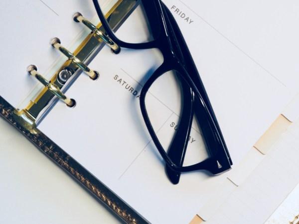 programmazione pasti organizzazione tabella agenda