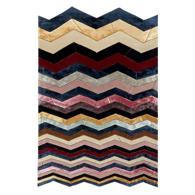 christian lacroix tapis pietra dura multicolore