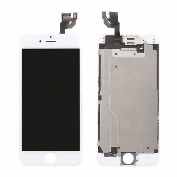 ecran complet assemble iphone 6 blanc