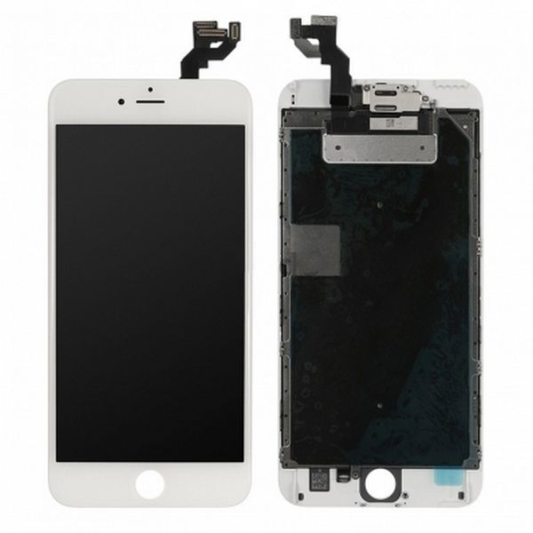 ecran complet assemble iphone 6s blanc