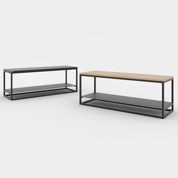 meuble style loft tv