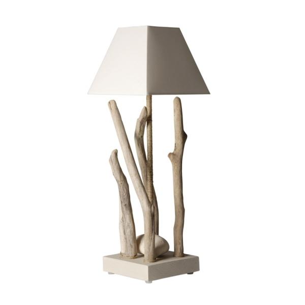 lampe bois flottes