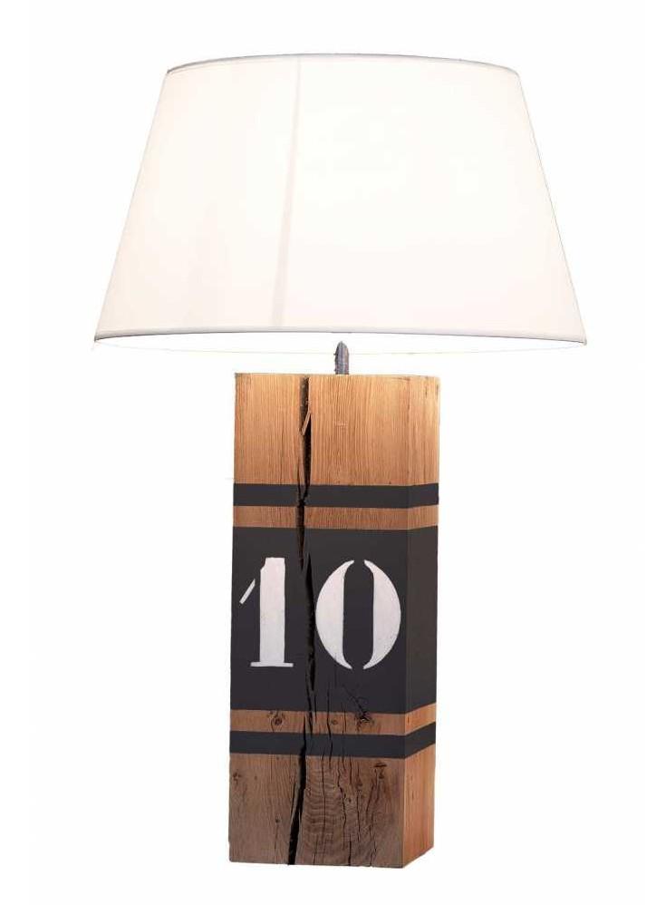 lampe en chene upline xl luminaire design