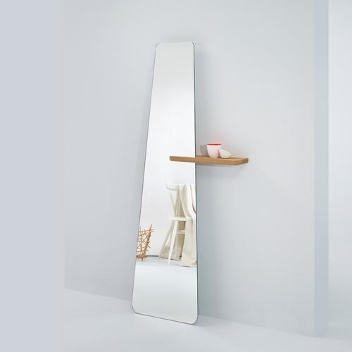 Grand Miroir Avec Etagere Miroir Moderne Loftboutik