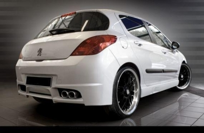 KIT CARROSSERIE COMPLET ADAPTABLE PEUGEOT 308 PHASE 1 ...