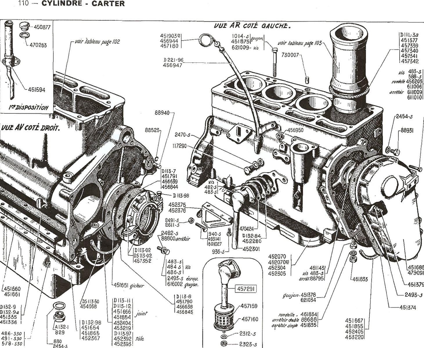 Traction Engine Block