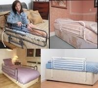 barriere de lit rambarde de lit rabattable
