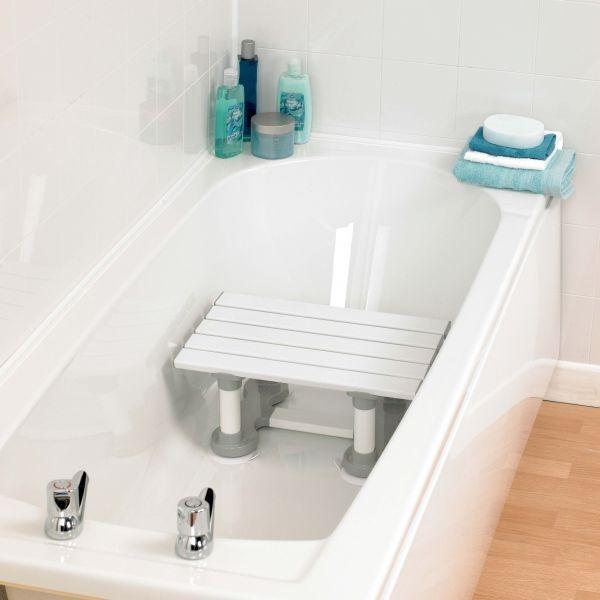 tabouret de bain savanah siege de baignoire existe en 3 hauteurs d assise