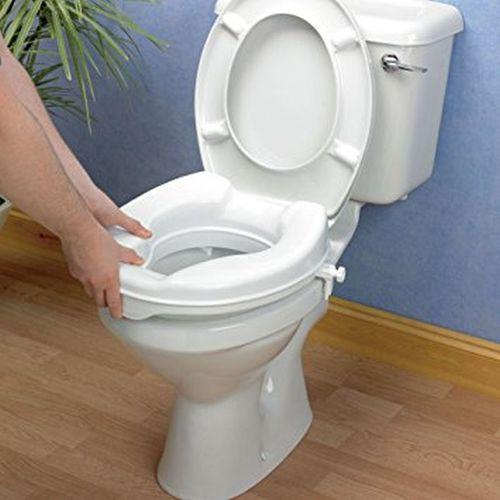 rehausseur de toilette savanah
