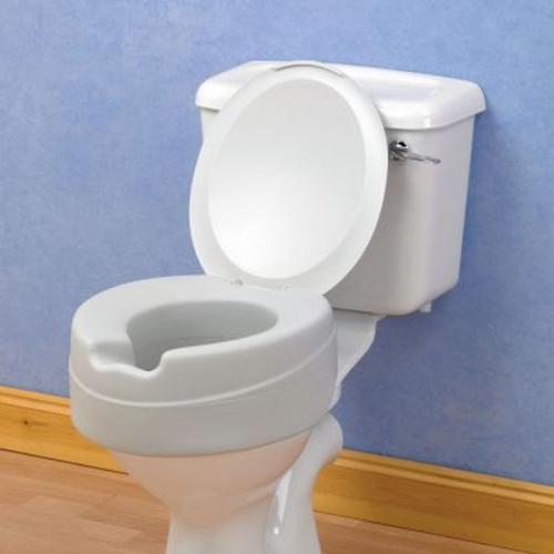 rehausseur de toilettes en mousse