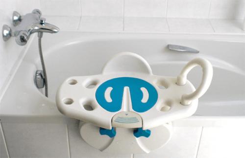 siege de bain pivotant aquasenior