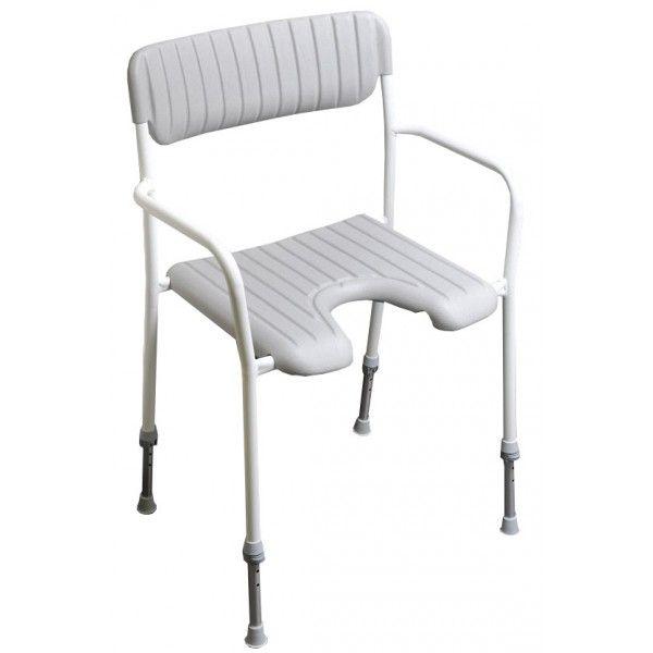 chaise de douche anatomique kulan
