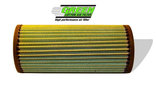 filtre a air green pour peugeot 205 green gr r434000