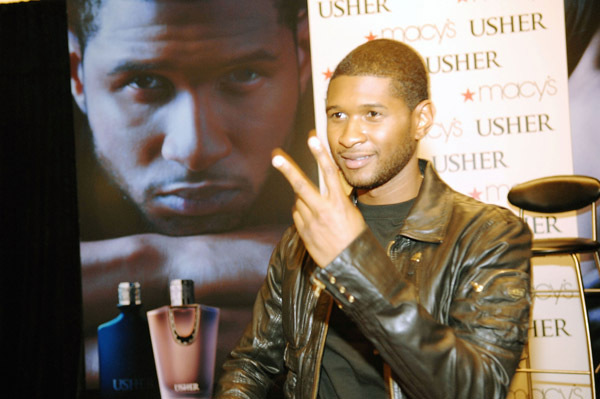 """Usher Day In The """"A""""?"""
