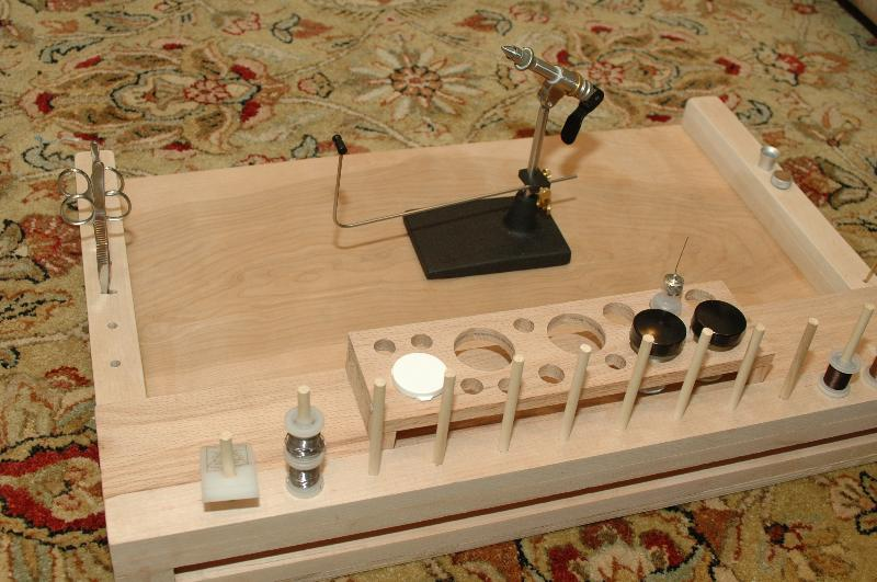 Pdf Plans Fly Tying Desk Building Plans Download Wooden