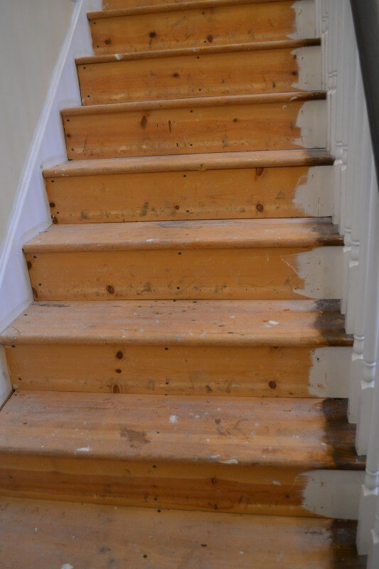 Image Result For How To Replace Carpet With Wood On Stairs