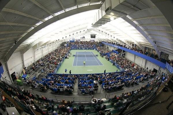 Feb 6 - 14: Memphis Open at Racquet Club