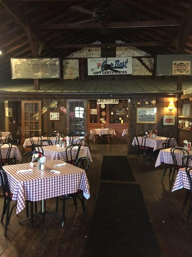 Restaurants Off The Beaten Path