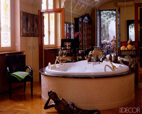Donatella Versace S Home Stylefrizz