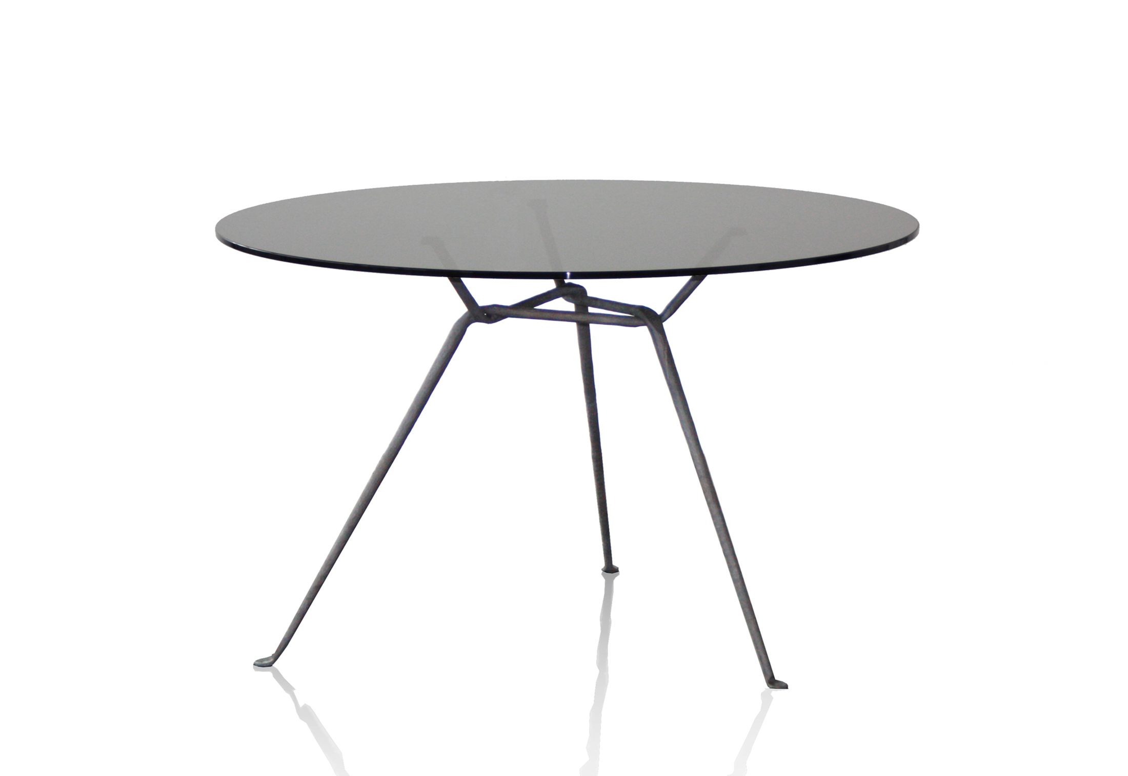 Officina Round Dining Table By Magis