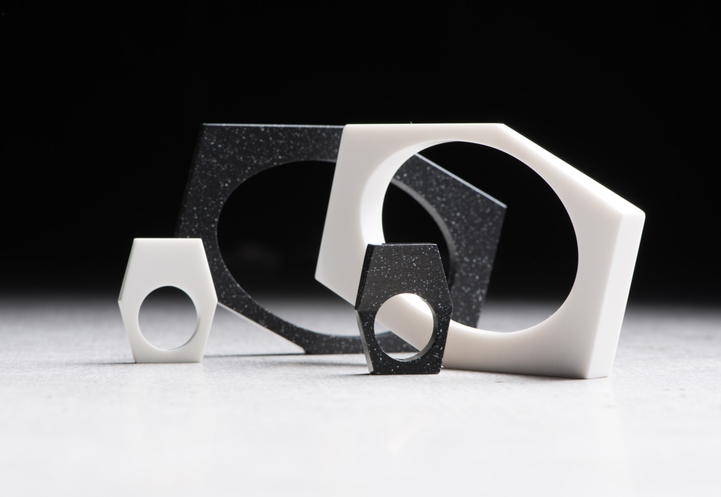 DuPont Corian Jewellery From 13amp9 By DuPont Corian STYLEPARK