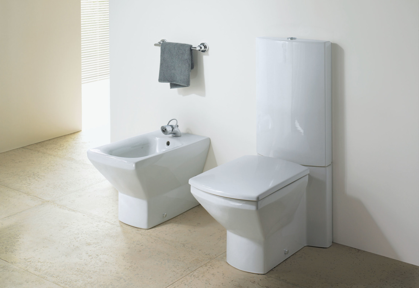 Caro Stand WC Combination By Duravit STYLEPARK