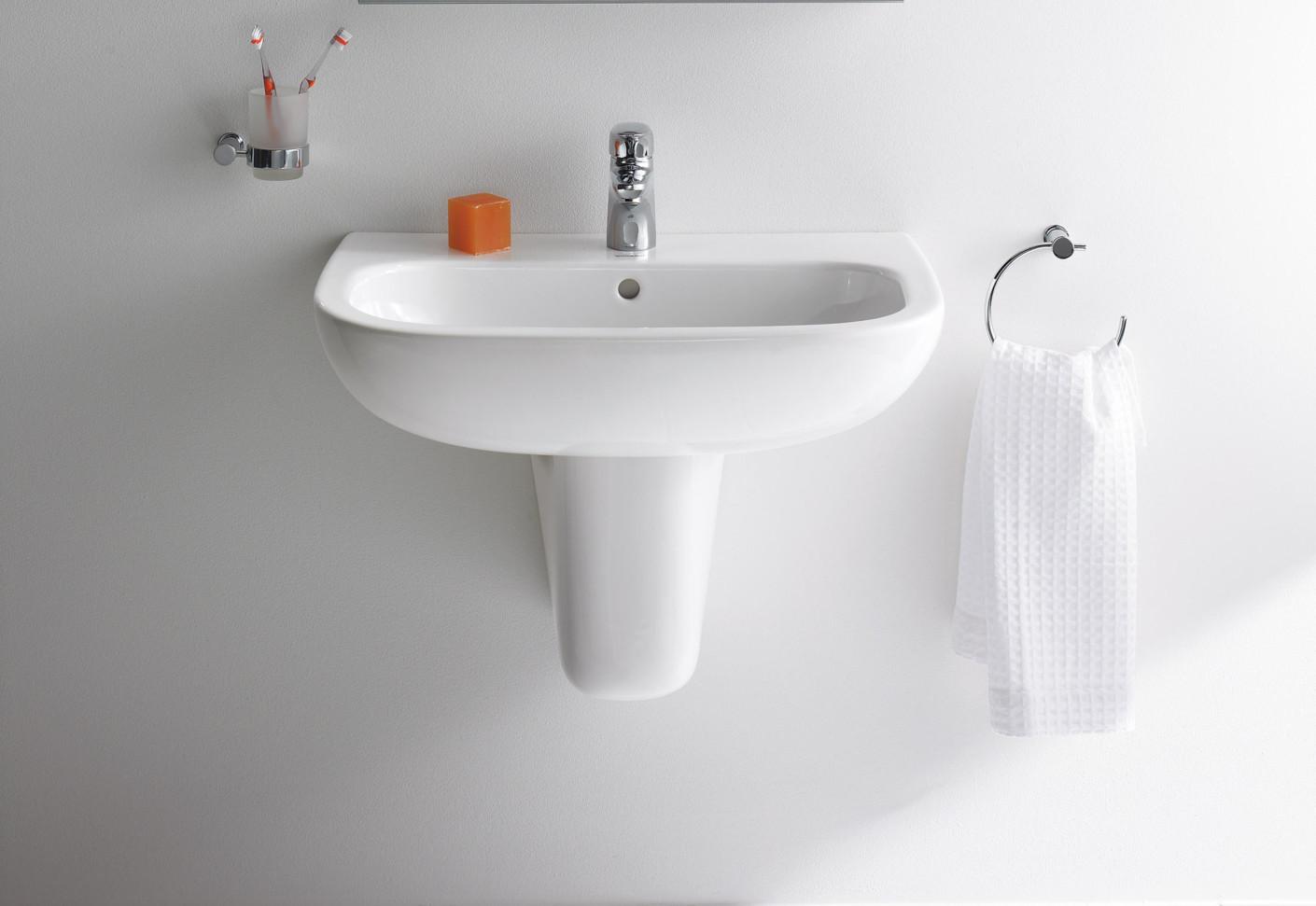 D Code Washbasin By Duravit Stylepark