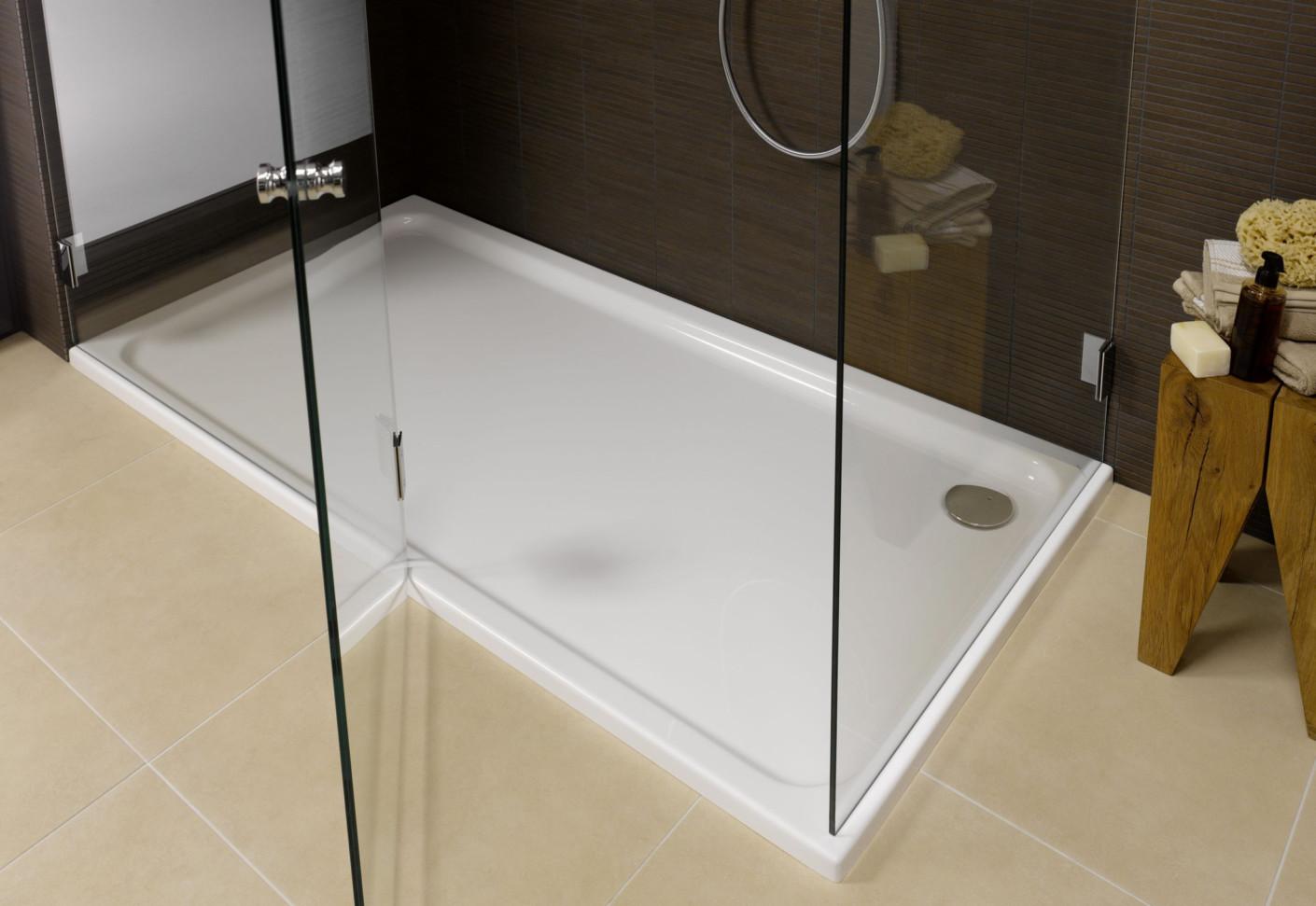 Platina Steel Shower Base By Laufen STYLEPARK