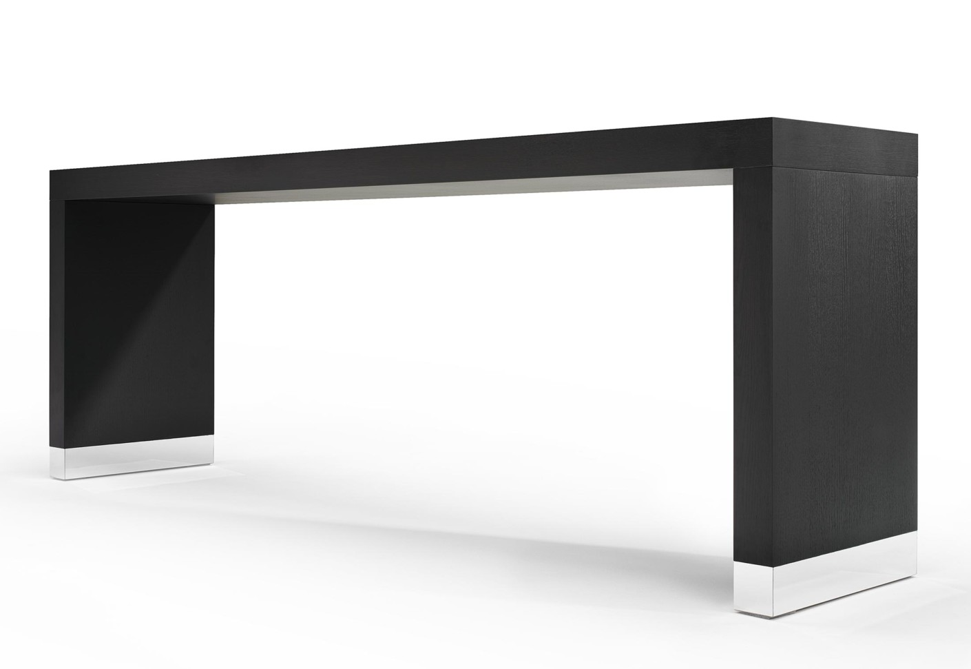 Black And White Sidetable By Linteloo