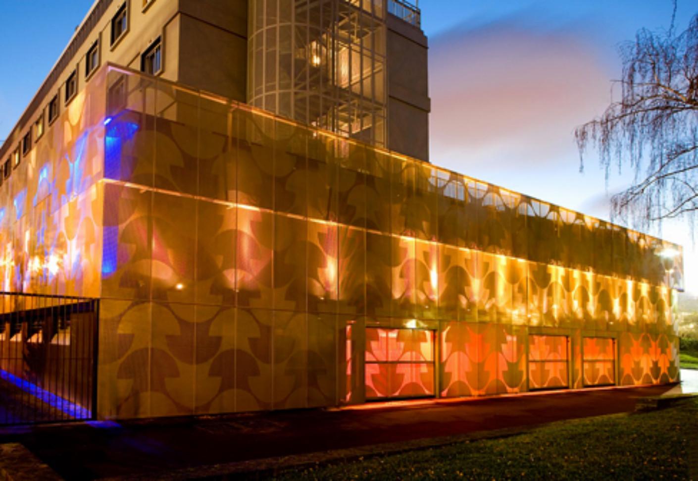Perforated Aluminium Panels Maison Du Portugal By Rmig