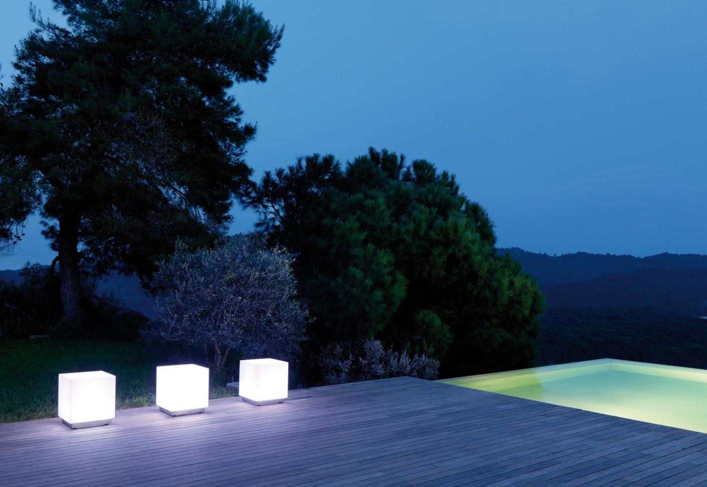 Light Cube Led By Viteo Stylepark