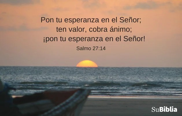 Salmo 27:14
