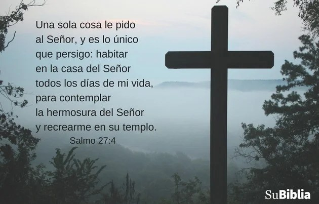 Salmo 27:4