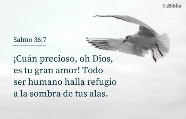 Salmo 36:7