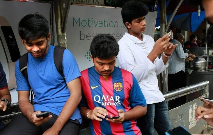 Mobile gaming the driving force of Indian online gaming