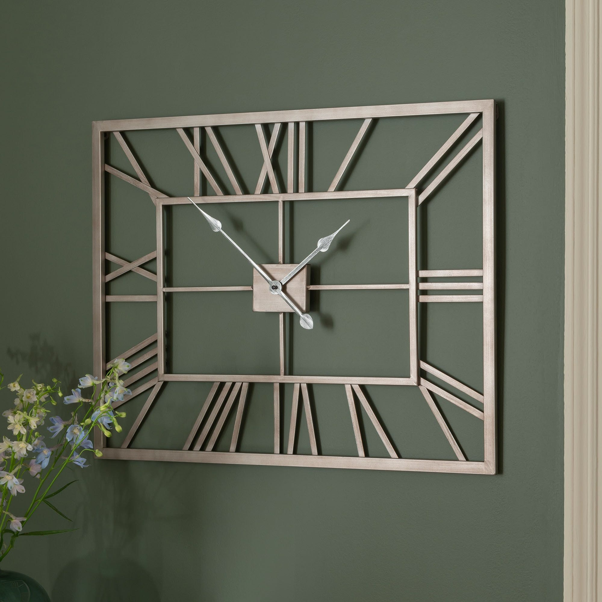 Wall Clock Price In Pakistan 3d Wall Clocks With An Avant Garde Design