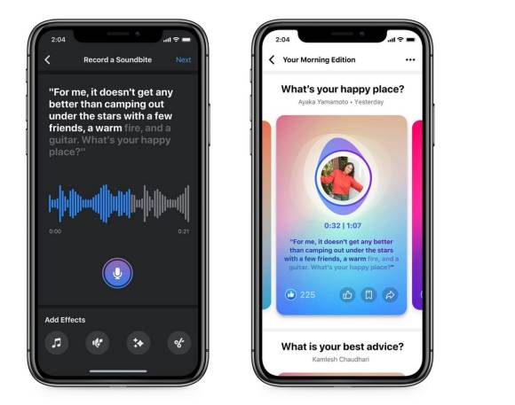 Five takeaways about Facebook's pivot to audio