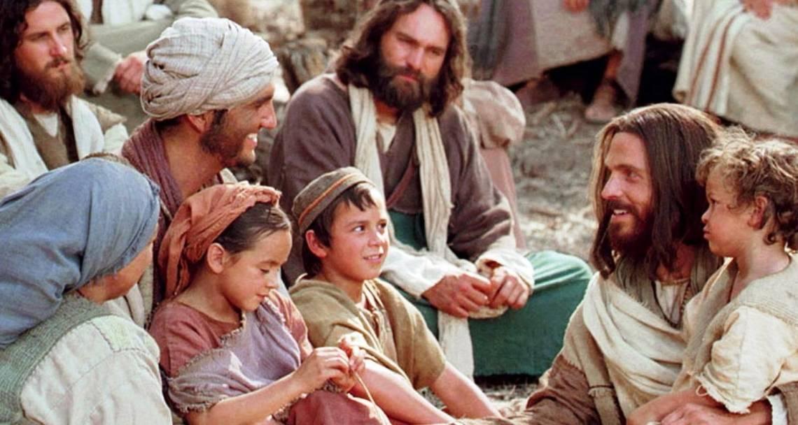 Lambert Planet: Grace for Little Ones (Mark 10.13-16)