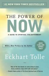 The Power of Now: A Guide to Spiritual Enlightenment: Tolle, Eckhart:  9781577314806: Amazon.com: Books