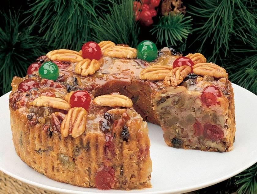 Traditional Fruit Cake | Pittman & Davis