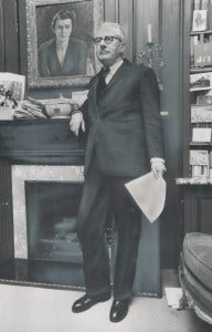 Walter Lockhart Gordon, Former Finance Minister, and President of Privy Council of Canada