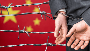 Report: China Has Jailed Hundreds Of People For Questioning Official Coronavirus Narrative