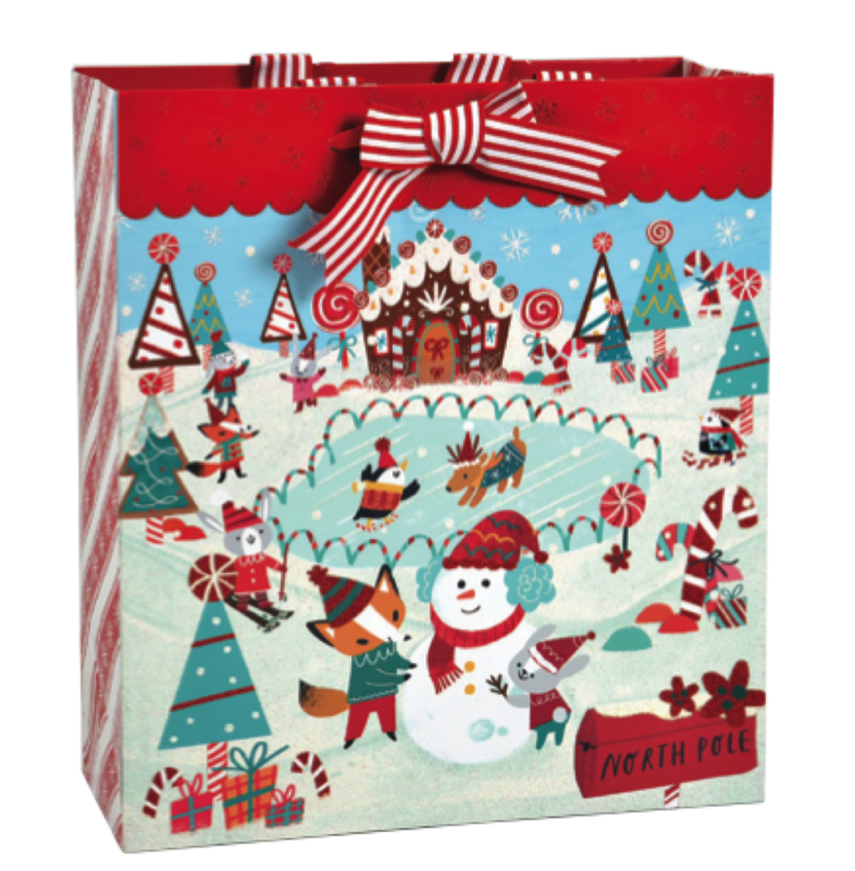 Christmas Bags Amp Accessories Collection Anas Papeterie