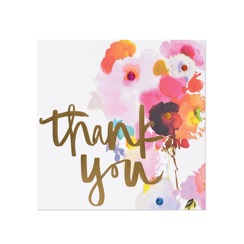 Thank You Cards Amp Unique Handmade Notes Of Gratitude