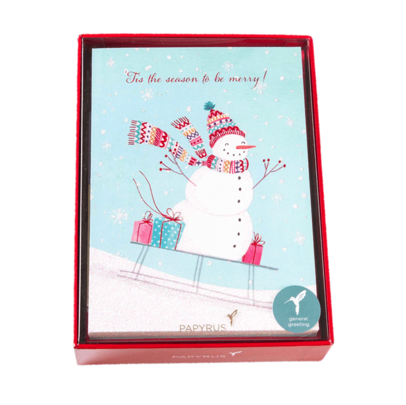 Christmas Boxed Card Sets Collection Anas Papeterie