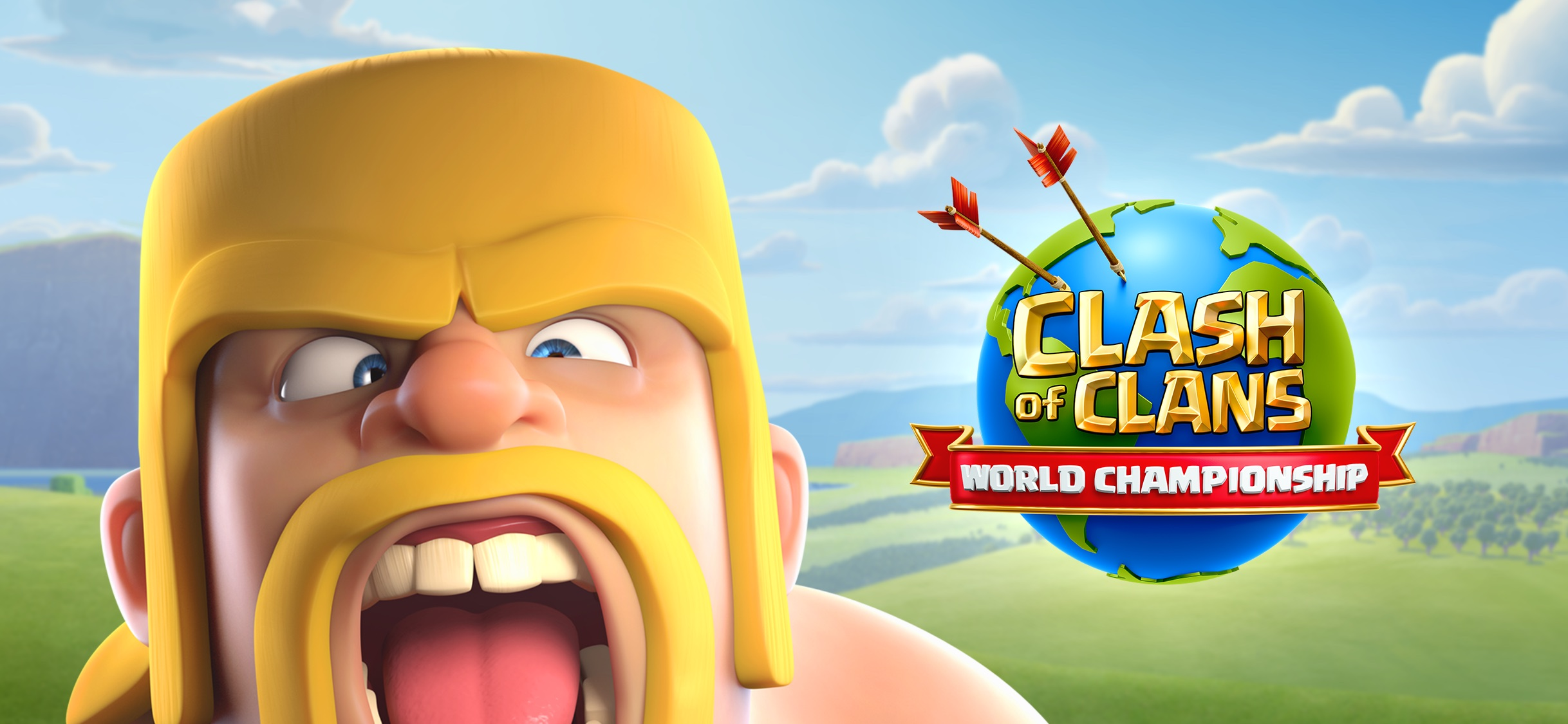 Were Excited To Announce The Clash Of Clans World Championship 2019 Thats Six Months Full Of Action Packed Competitions With A New 5v5 Format Based On